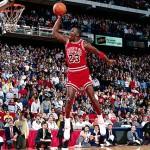 Jordan 1988 Dunk contest