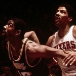 Magic Julius Sixers Lakers 1980