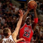 Jordan Schrempf 1996 nba Finals Game 2