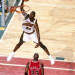Kemp Jordan Game 3 1996