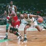 Reggie Lewis Michael Jordan, 1991