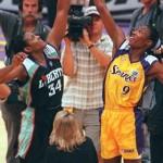 Sparks - Liberty, 1997 WNBA