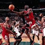 Bulls NBA Finals 96 3