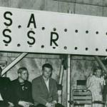 USA - USSR 1952 Helsinki