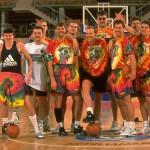 1992 equipe lituanienne