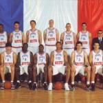 1999 FFBB Antoine Rigaudeau Equipe de France