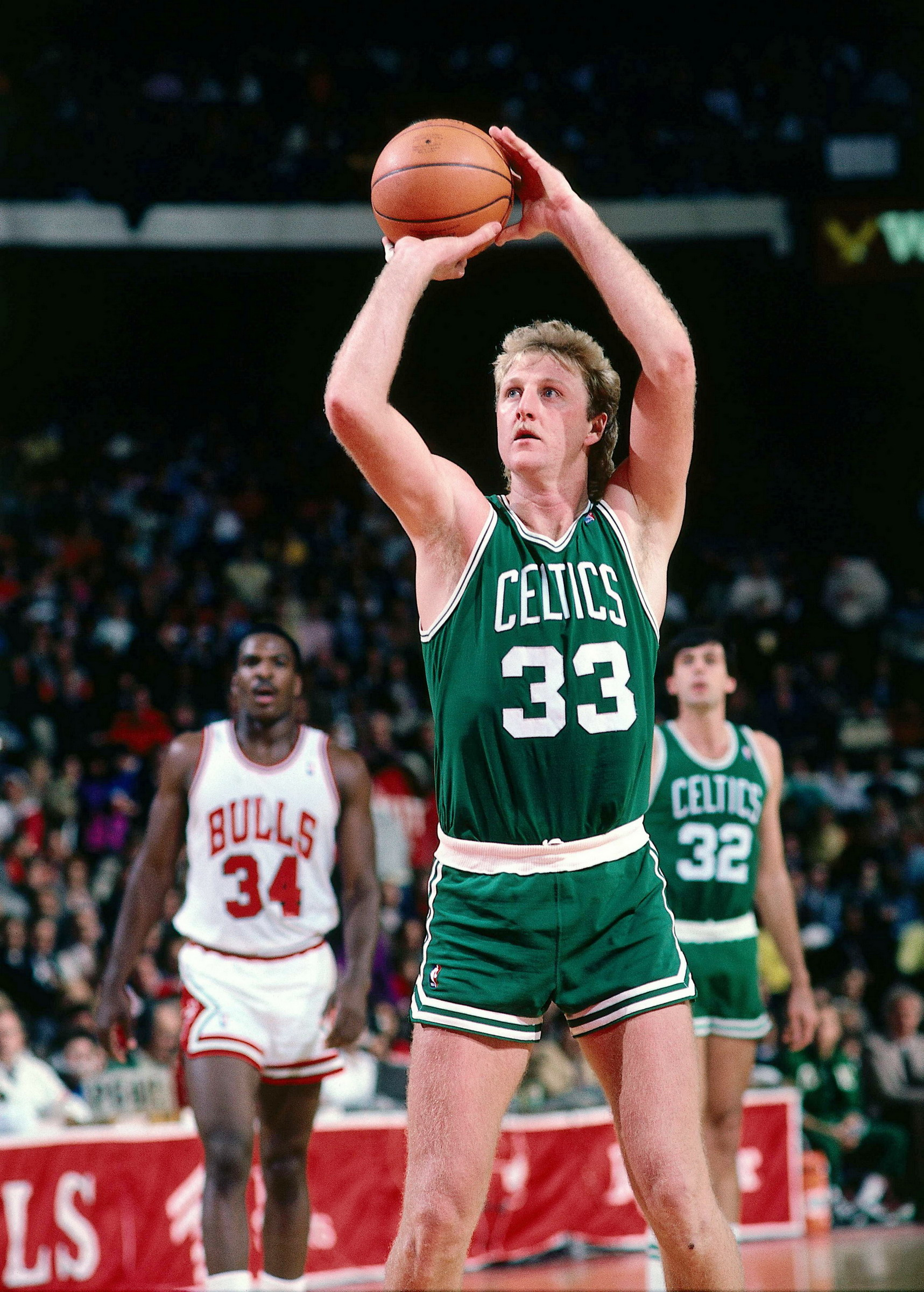 Larry Bird - Beautiful HD Wallpapers