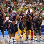 USA Argentine 2004 basketball