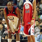 Dwight Howard et Joakim Noah