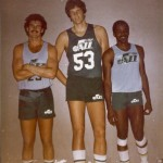 Ray Beer, Mark Eaton et Ron Davis