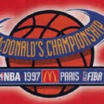 Logo Mcdonald's 1997 Paris