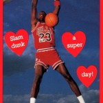 Michael Jordan Valentine day 01