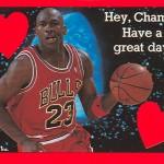 Michael Jordan Valentine day 02