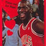 Michael Jordan Valentine day 05