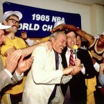 Jerry Buss et les Los Angeles Lakers 1985