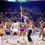 Lakers - Celtics Tip-Off 1986