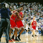 Michael Jordan Flu Game 1997