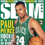 Slam Paul Pierce 1999 Rookie of the year