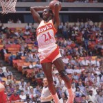 Dominique Wilkins dunk