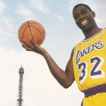 Magic Johnson Eiffel