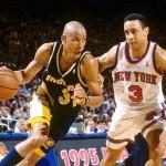 Reggie Miller Mai 1995 Knicks