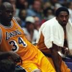 Shaq et Kobe