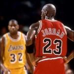 Magic & Jordan