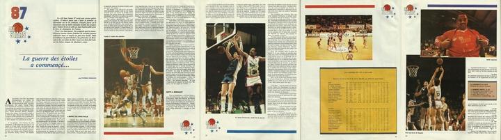 Maxi-basket n53. Juin 1987 r