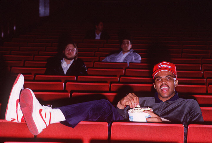 Charles Barkley Cinéma