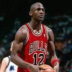 Michael Jordan N°12 1990 Orlando