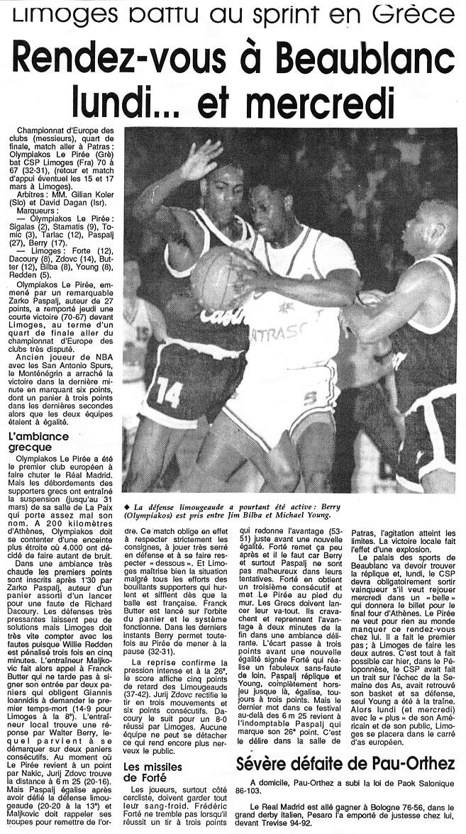 12 mars 1993 Echo du Centre nb