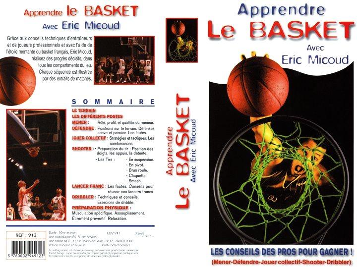 Apprendre le basket avec Eric Micoud