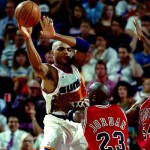 Charles Barkley Finales game 2 1993