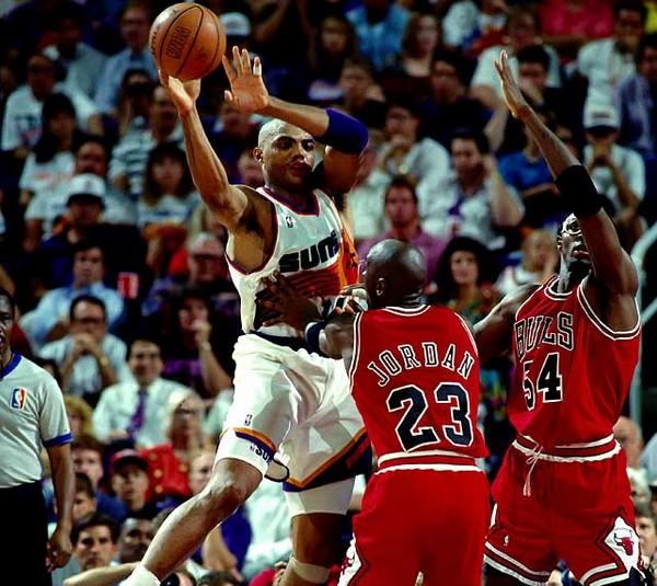 Charles Barkley Finales game 2 1993