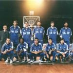 East team, EuroStars 96