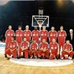 West team, EuroStars 96