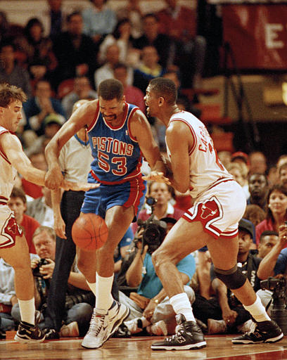 James Edwards - John Paxson - Bill Cartwright