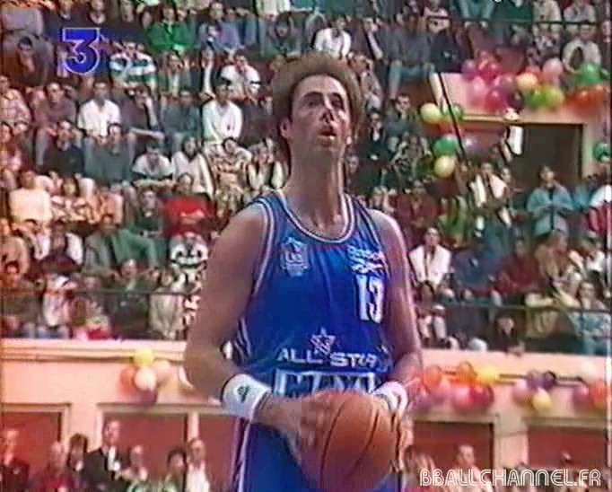 Hervé Dubuisson All-Star Game 1994