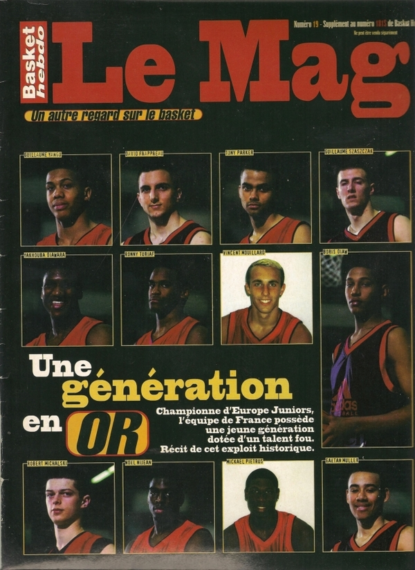 Le Mag n°19 BasketHebdo