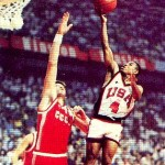 Sabonis - Bogues USA vs URSS, 1986