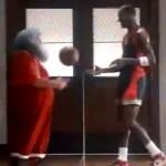 Jordan vs Père Noël