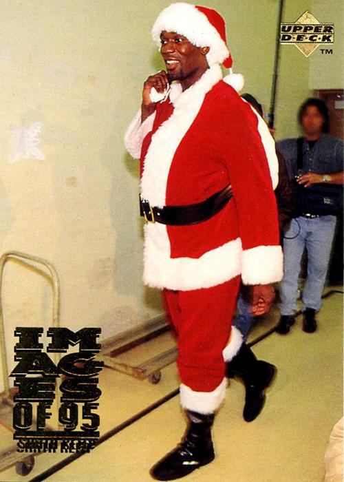 Shawn Kemp Santa