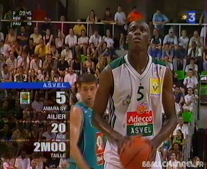 Amara Sy Asvel 2002