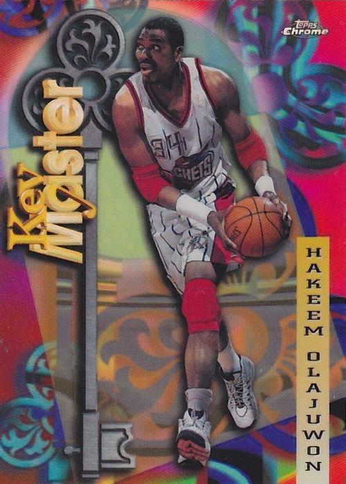 Hakeem Olajuwon 1998