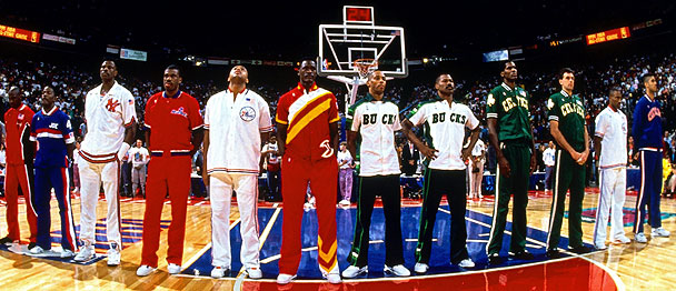 1991 eastern conference all-star