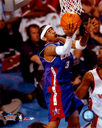 Allen Iverson All-Star Game 2005