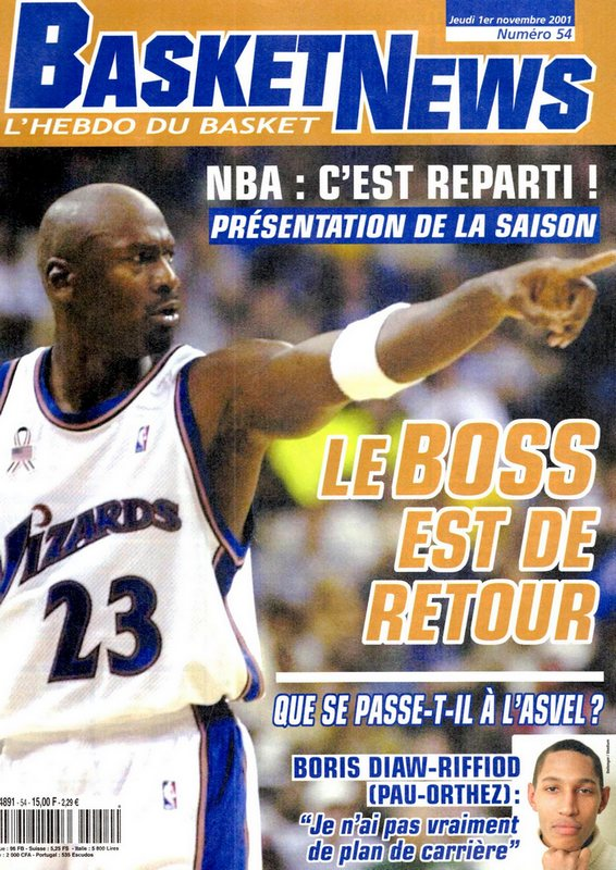 BasketNews - 1er novembre 2001 - 54