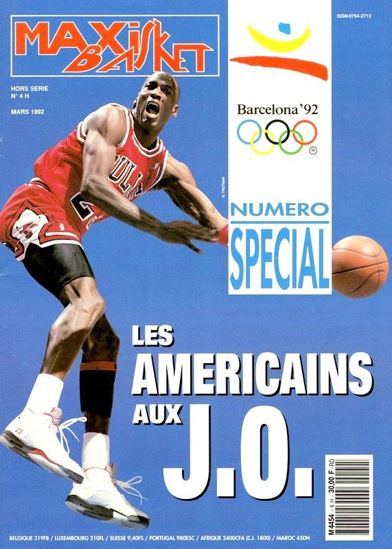 Maxi-Basket Jordan mars 1992
