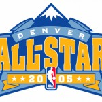 NBA All-Star Game 2005 logo