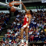 Spud Webb 86 Slam-Dunk Contest - All-Star Game